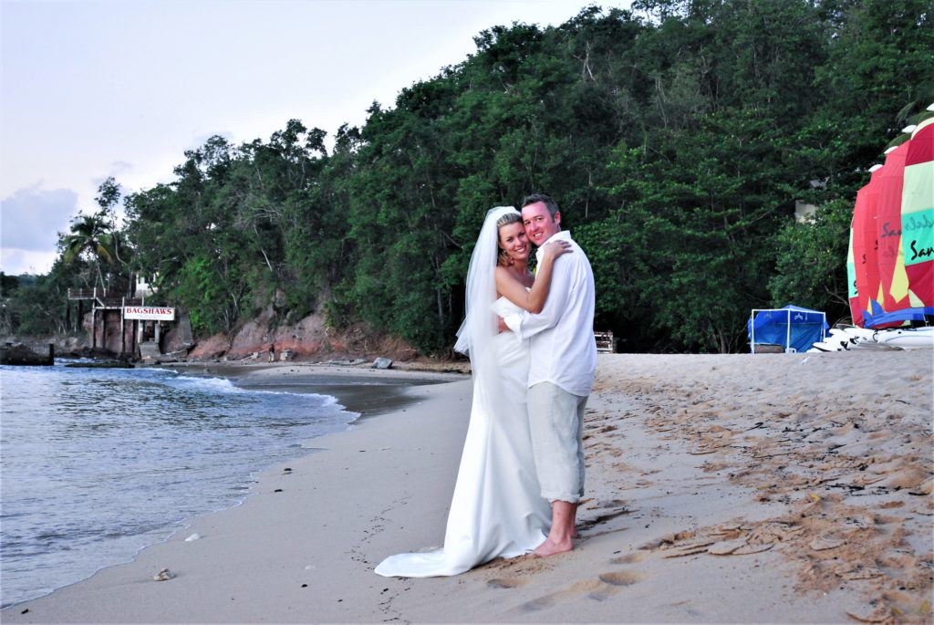 St. Lucia Wedding Photographer
