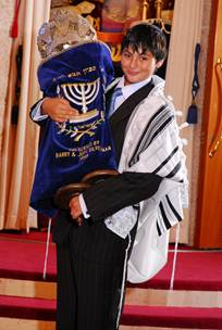 Palm Springs Bar Mitzvah Photographers