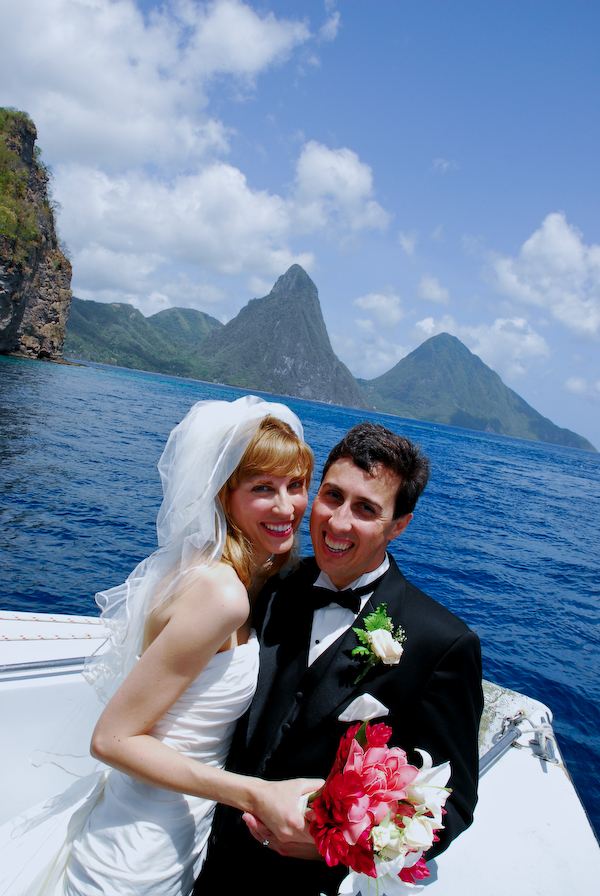 St. Lucia Wedding Photographers