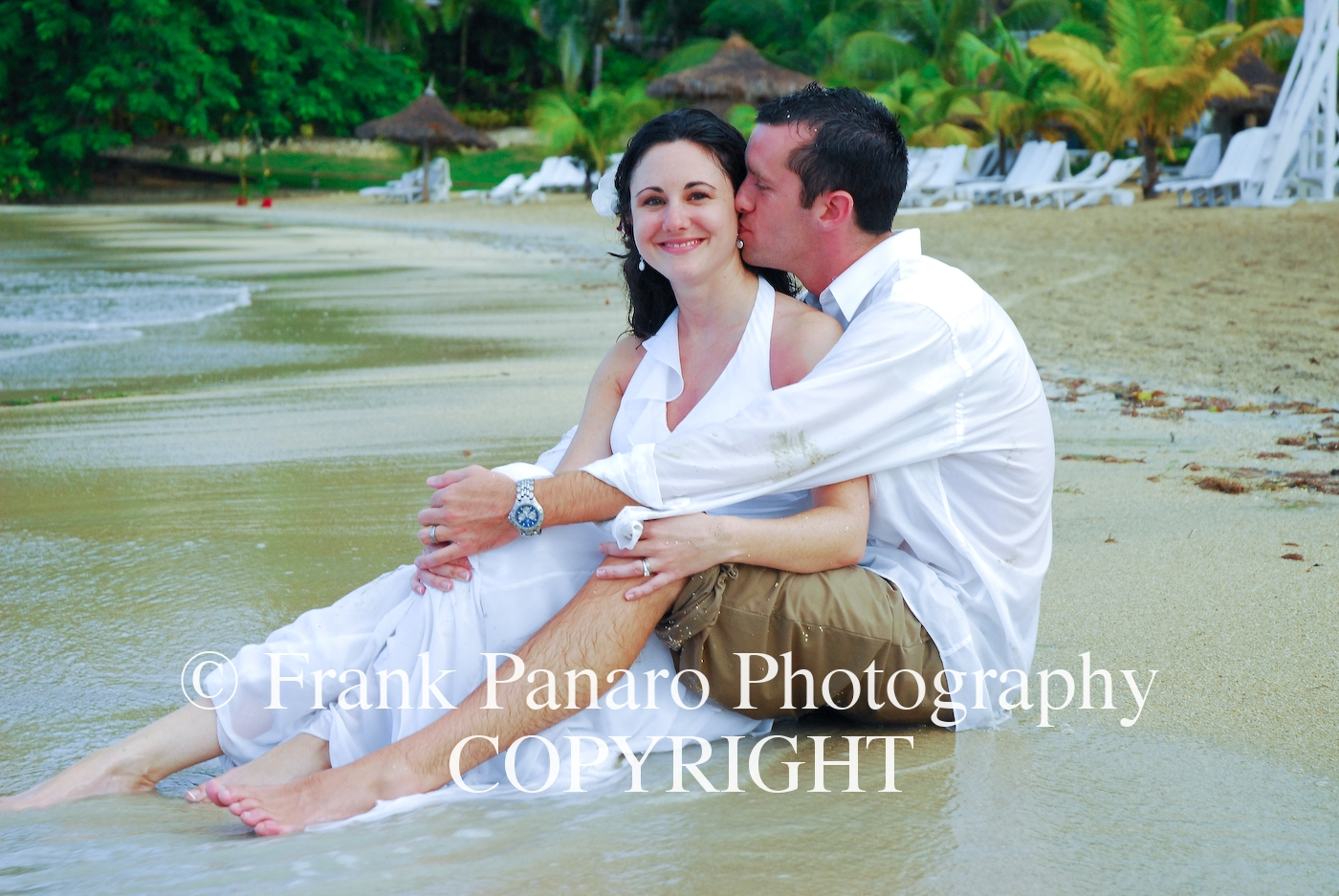 Englewood Beach Wedding Photographer